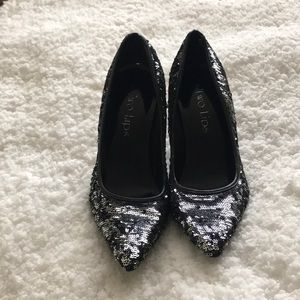 Shoes - Sparkly high heels